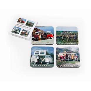 """Obrázek výrobku pro 'podložka VW Collection VW Autobus """"Scenerie""""Title'"""