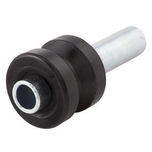 Obrázek výrobku pro 'Guma silentbloku kyvné rameno motoru 45,5x37, 2mm, L104 mm Ø a 19,5mm, Øi 14,35 mm, vlevo&vpravoTitle'
