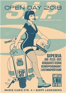 Obrázek výrobku pro 'Plakát SIP Open Day 2018Title'