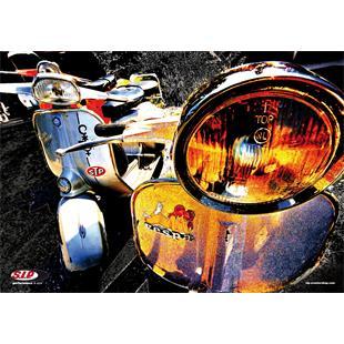"""Obrázek výrobku pro 'Plakát SIP s motivem """"Vespa 70s I"""" XXLTitle'"""
