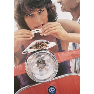 Obrázek výrobku pro 'Plakát s motivem Vespa Rally TabacTitle'
