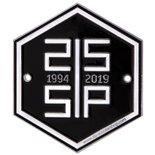 Obrázek výrobku pro 'Plaketa SIP 25 letTitle'