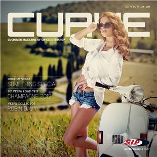 Obrázek výrobku pro 'SIP Customer Bulletin CURVE Ausgabe 10/2020Title'