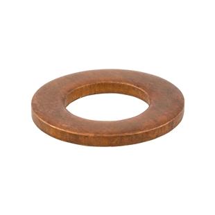 Obrázek výrobku pro 'Podložka základová deska olejová vana Ø i 6mm, a 11 mm (síla) 1,0mm, PIAGGIOTitle'
