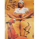"""Obrázek výrobku pro 'Plakát """"Rally, oranžová sklizeň""""Title'"""