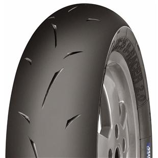 """Obrázek výrobku pro 'Pneumatiky MITAS MC 35 S-Racer 2.0 Závodní pneumatiky 100/90-12"""" 49P TLTitle'"""