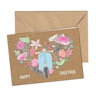 Obrázek výrobku pro 'Pohlednice SIP Happy TogetherTitle'