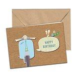 Obrázek výrobku pro 'Pohlednice SIP Happy Birthday BoyTitle'