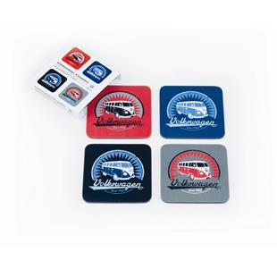 """Obrázek výrobku pro 'podložka VW Collection VW Autobus """"Vintage Logo""""Title'"""