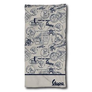 Produktbild für 'Handtuch Vespa Meeting Größe: 80x160cm'