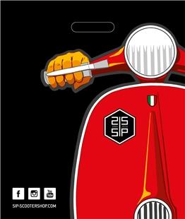 Produktbild für 'Tüte SIP mit Motiv Vespa Motorroller'