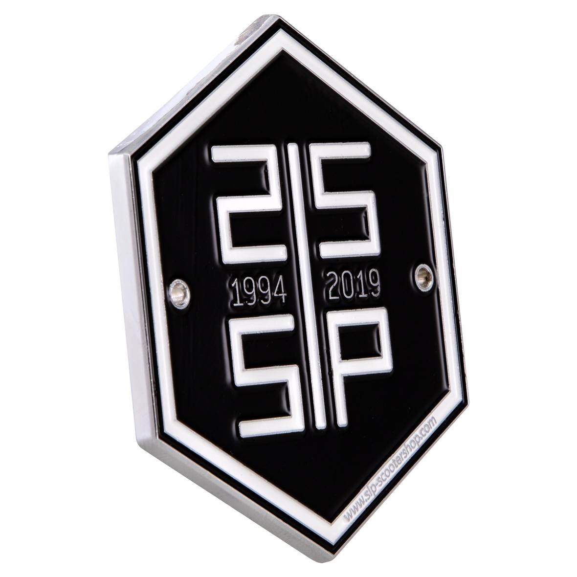 """Produktbild für 'Plakette """"SIP 25 Jahre""""'"""