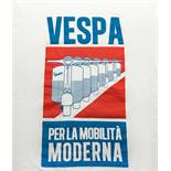 "Produktbild für 'T-Shirt ""Vespa per la mobilita moderna"" Größe: M'"