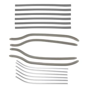 Produktbild für 'Trittleisten CASA LAMBRETTA, links&rechts, komplett'