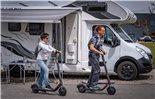 "Produktbild für 'E-Scooter ""Camping"" Bundle SEGWAY-NINEBOT E22D'"