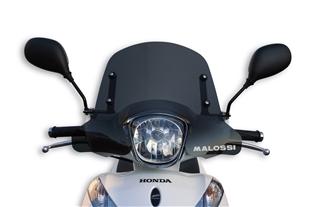 Produktbild für 'Windschild MALOSSI Sport Screen - getönt - L.480xH.340 sp.5 mm'