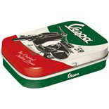 Produktbild für 'Blechdose Vespa - The Italian Classic'