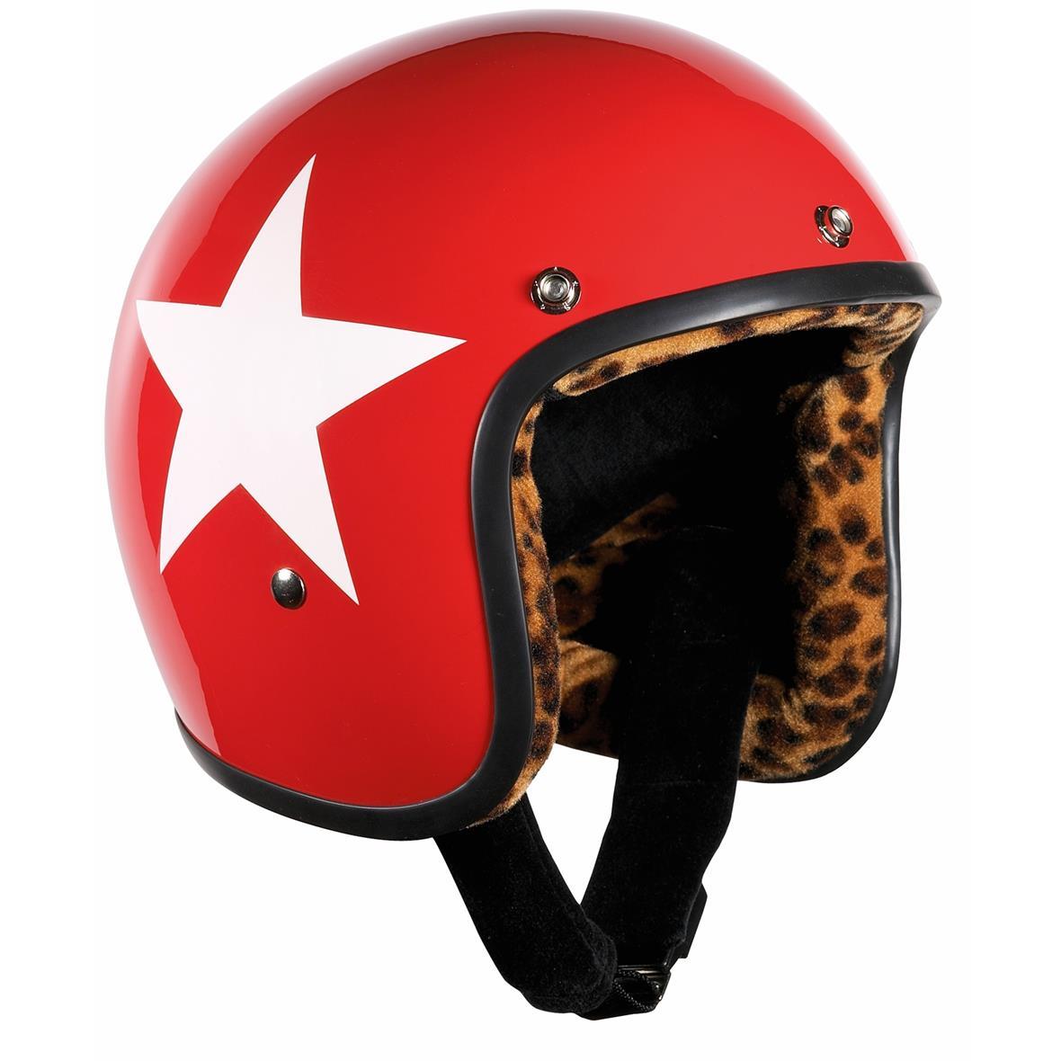 Produktbild für 'Helm BANDIT Jet Star mit weißem Stern'