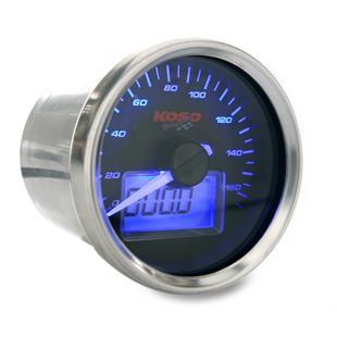 Produktbild für 'Tachometer KOSO GP Style II'