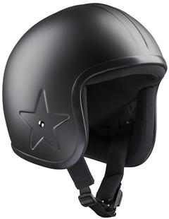 Produktbild für 'Helm BANDIT Sky Jet III mit schwarzem Stern'