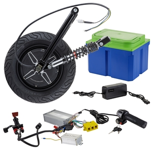 Produktbild für 'Umrüstkit Elektroantrieb SMEETS CLASSIC'