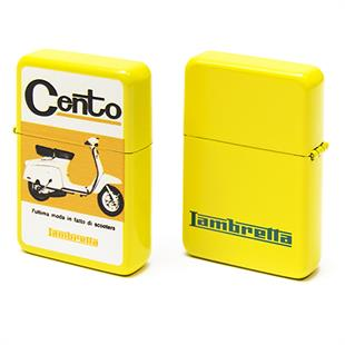 """Produktbild für 'Feuerzeug FORME Lambretta """"Cento""""'"""