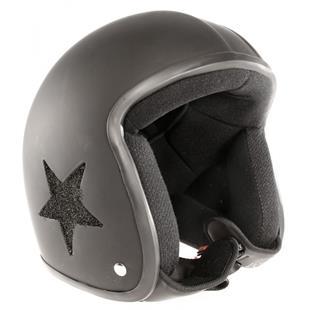 Produktbild für 'Helm BANDIT Sky Jet mit Stern'