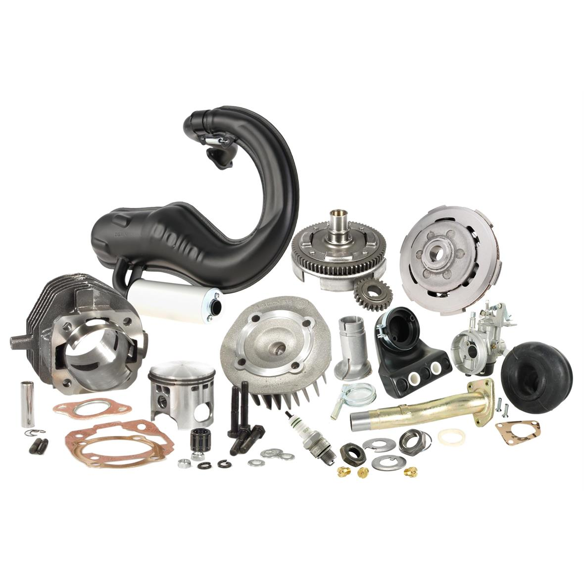 Produktbild für 'Tuningkit MALOSSI Sport 112 ccm 2-Loch'