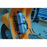 Produktbild für 'Halter MRP Ölflasche/Kanister, Durchstieg vorne'