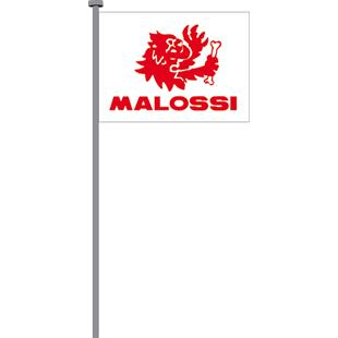 Produktbild für 'Flagge MALOSSI Logo'