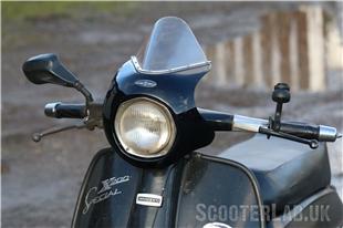 Produktbild für 'Flyscreen SLUK XL5 SX'