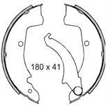 Produktbild für 'Bremsbacken RMS vorne/hinten'