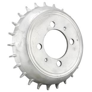 Produktbild für 'Bremstrommel P/A, vorne'
