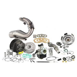 Produktbild für 'Tuningkit MALOSSI MK III Sport 136 ccm'