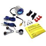 Εικόνα προϊόντος για 'Στροφόμετρο/Κοντέρ KOSO GP Style IITitle'