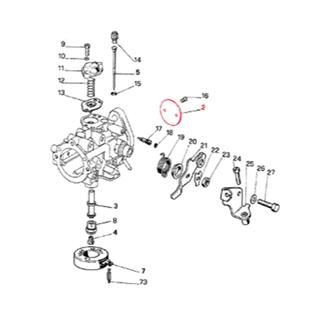 Εικόνα προϊόντος για 'κλαπέτο στραγγαλισμού DELL'ORTO για καρμπυρατέρ OVC 34Title'