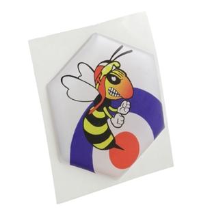 Εικόνα προϊόντος για 'Έμβλημα Targer Μουτσούνα (γραβάτα)Title'