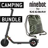 """Εικόνα προϊόντος για 'E-Scooter """"Camping"""" Bundle SEGWAY-NINEBOT E22DTitle'"""