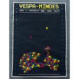 Εικόνα προϊόντος για 'Μπλουζάκι Vespa - Minoes Μέγεθος XLTitle'