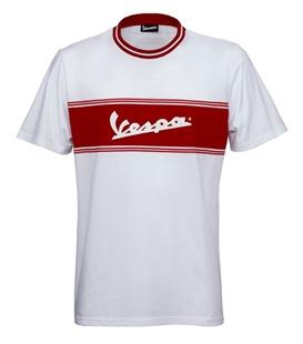 Εικόνα προϊόντος για 'Μπλουζάκι PIAGGIO Vespa Racing Sixties Μέγεθος STitle'