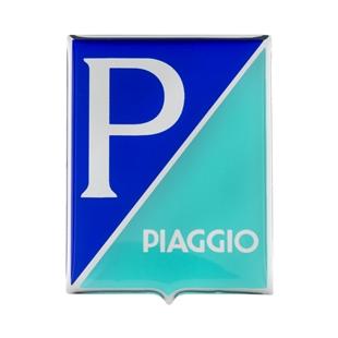 Εικόνα προϊόντος για 'Έμβλημα «PIAGGIO» Σχάρα αποσκευώνTitle'