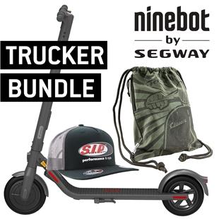 """Εικόνα προϊόντος για 'E-Scooter """"Trucker"""" Bundle SEGWAY-NINEBOT E25DTitle'"""