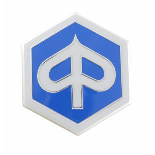Εικόνα προϊόντος για 'Έμβλημα PIAGGIO 6-γωνιών Μουτσούνα (γραβάτα)Title'