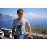 """Εικόνα προϊόντος για 'Μπλουζάκι SIP """"Ride it like you stole it"""" Μέγεθος LTitle'"""