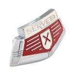 Εικόνα προϊόντος για 'Έμβλημα SERVETA Μουτσούνα (γραβάτα)Title'
