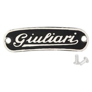 Εικόνα προϊόντος για 'Έμβλημα «GIULIARI» ΣέλαTitle'