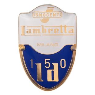 Εικόνα προϊόντος για 'Έμβλημα LAMBRETTA 150 LDTitle'