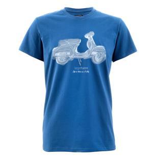 Εικόνα προϊόντος για 'Μπλουζάκι SIP Life is better on a Rally Μέγεθος MTitle'