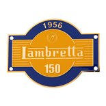 Εικόνα προϊόντος για 'Έμβλημα j LAMBRETTA 150Title'