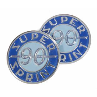 Εικόνα προϊόντος για 'Έμβλημα «SUPER SPRINT 90»Title'